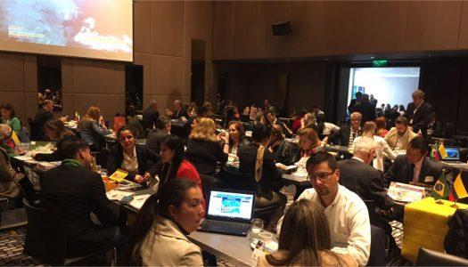 Estreia do meeting brasil em bogotá reúne 139 participantes