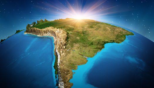 Brasil: Paraíso dos sul-americanos