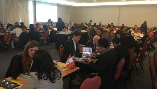 Meeting Brasil 2018 traz novidades no formato e promove rodadas de negócios em quatro países da América do Sul